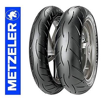 Metzeler Sportec M5 Kampanya 120/70ZR17 180/55ZR17 Motosiklet Lastiði
