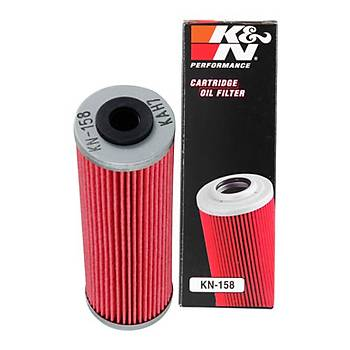 K&N KN-158 Yað Filtresi KTM 950 modelleri