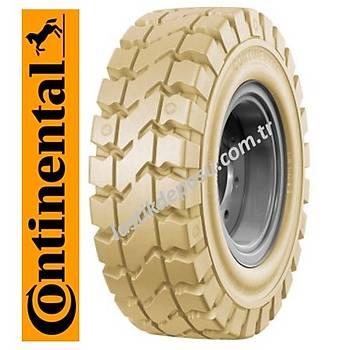 Continental 200/50-10 Beyaz (Segmanlý) Dolgu Forklift Lastiði Clean SIT SC20