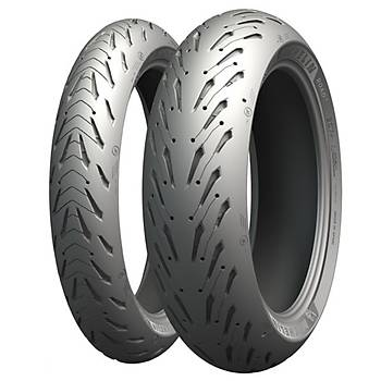 Michelin Takým 110/80ZR19 ve 150/70ZR17 Road5 Trail Ön Arka Set