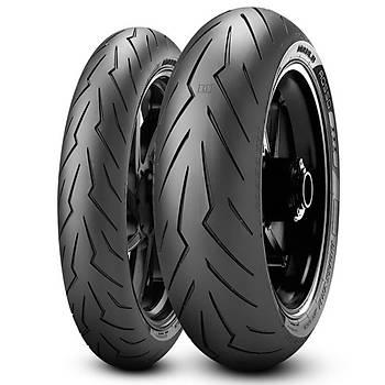 Pirelli Takým 120/70ZR17 190/50ZR17 Diablo Rosso II