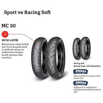 Honda CBR 250 Set Mitas MC50 Motosiklet Lastiði (2020)