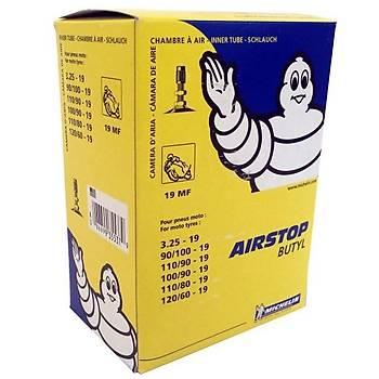 Michelin Airstop 19MF 90/100-19 Ýç Lastik Innner Tube Valve