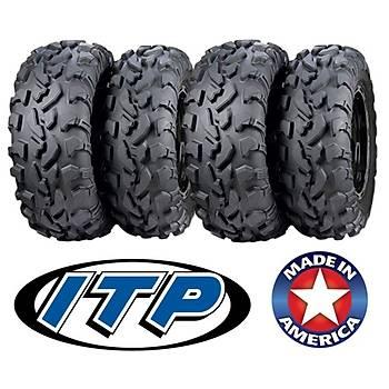 25x8R12 ve 25X10R12 ITP Bajacross ATV-UTV 8 Kat Lastik Takýmý