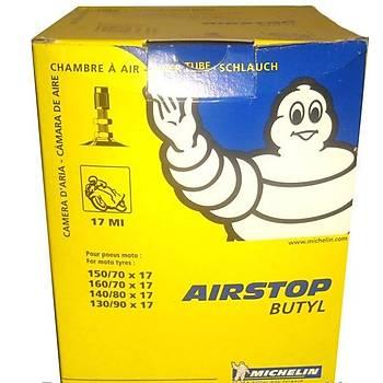 Michelin Airstop 17MI 140/80-17 Ýç Lastik Innner Tube Valve