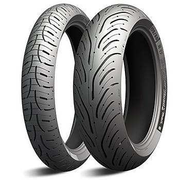 Michelin Takým 120/70R15 ve 160/60R15 67H Pilot Road4 SC Ön Arka Set