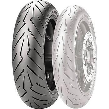 Kymco MyRoad 700İ Abs 120/70R15 160/60R14 Pirelli Diablo Rosso Scooter Motosiklet Lastiği (2017)