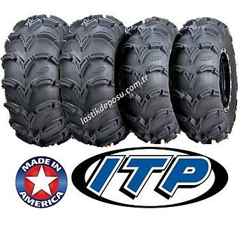 25x8-12 25X10-12 ITP Mud Lite ATV-UTV Lastik Takýmý Ön-Arka USA