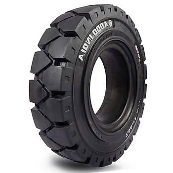 Addo 21X8-9 Siyah Dolgu Segmansýz Forklift Lastiði