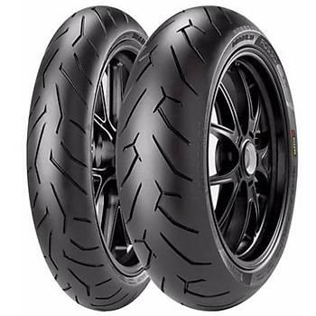Pirelli Takým 110/70R17 140/70R17 Diablo Rosso II