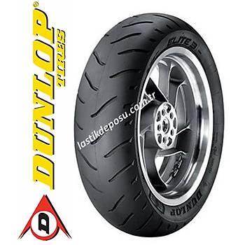 Dunlop 180/70R16 77H TL  Elite 3 Custom Touring Motosiklet Lastiði