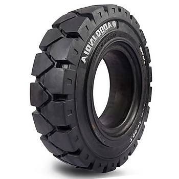 Addo 2.50-15 Siyah Dolgu Forklift Lastiði Segmanlý