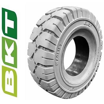 BKT 6.00-9 Beyaz Dolgu Segmanlý Forklift Lastiði Maglift Lip