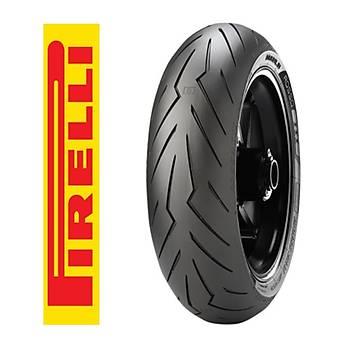 Pirelli 190/55ZR17 75W TL Diablo Rosso 3 Arka Motosiklet Lastiði