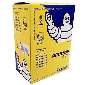 Michelin Airstop 19MF 3.25-19 Ýç Lastik Innner Tube Valve
