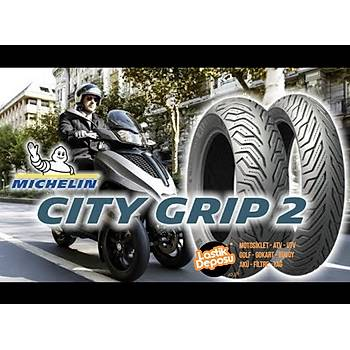 Yamaha XMAX 250 Set Michelin City Grip 2 Yeni 4 Mevsim Scooter Lastiði(2020)