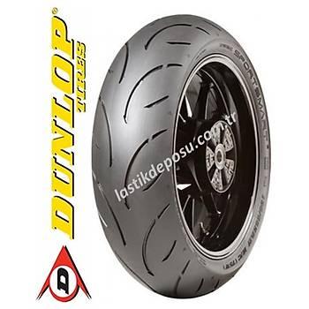 Dunlop 180/55ZR17 (73W) TL Sport Smart II Motosiklet Lastiði (Ürt. 2614)