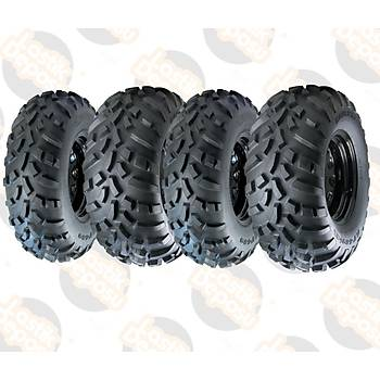 25x8-12 ve 25X10-12 Carlisle AT489 Atv-Utv Lastik Takýmý Ön-Arka USA