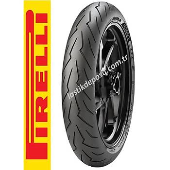 Pirelli Takým 120/70R15 160/60R15 Diablo Rosso Scooter Motosiklet Lastiði