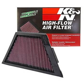 K&N KA-1406 Hava Filtresi KAWASAKI ZZR1400 GTR14