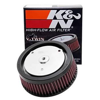 K&N HD-0818 Hava Filtresi H/D TWIN CAM SCREAMIN EAGLE ELEMENT Tourin