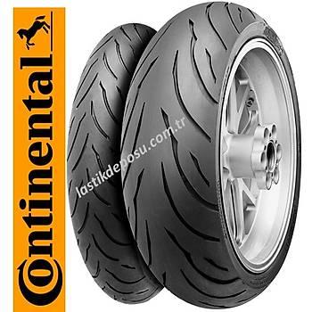 Continental 120/60ZR17 55W TL Conti Sport Attack3 Arka Lastik (0816)