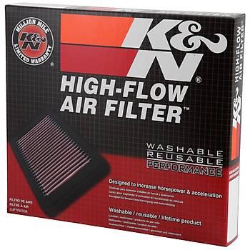 K&N DU-9001 Hava Filtresi DUCATI MONSTERS 620- 0