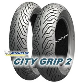 Kymco Xciting 400 Set Michelin City Grip 2 Motosiklet Lastiði