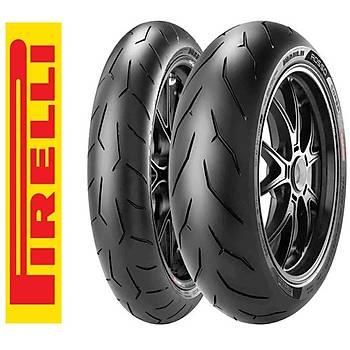 Honda CB 1000 R Pirelli Diablo Rosso Corsa 2 Takým 120/70ZR17 ve 180/55ZR17 (2021)