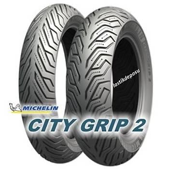 Michelin Takým 120/70-15 ve 150/70-13 City Grip 2 Ön Arka Set