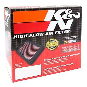 K&N HA-1330 Hava Filtresi HONDA VTX1300- 03-09