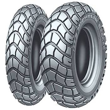 Yamaha CW 50 RS Michelin Set 120/90-10 130/90-10 61J Reggae