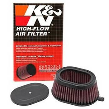 K&N KA-6589 Hava Filtresi KAWASAKI KLR650- 87-10
