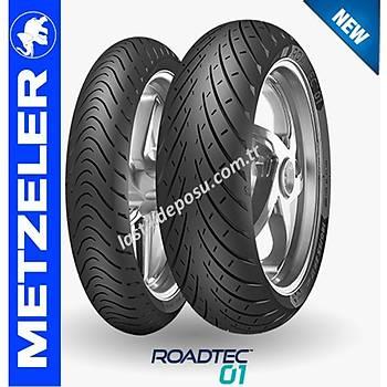 Metzeler 180/55ZR17 Roadtec 01 73W Arka Motosiklet Lastiði (2017)