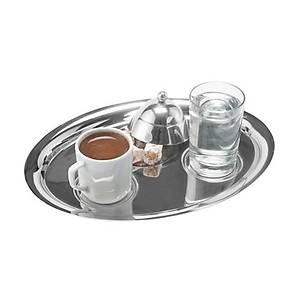 Oval Türk Kahve Seti