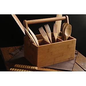 Bambum Tetra Çok Fonksiyonlu Kaþýklýk