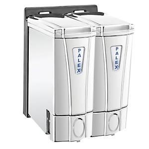 Palex Mini Sývý Sabun Dispenseri 250 Cc*2 Krom Kaplama