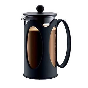 KENYA BLACK 8 CUP FRENCH PRESS BODUM