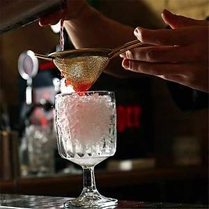 Biradlý Bar Kokteyl Süzgeç Altýn