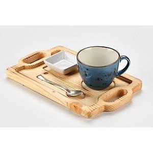 Çay Kahve Tepsisi 17*28 Cm
