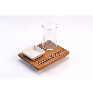 Çay Kahve Tepsisi 11*16 Cm