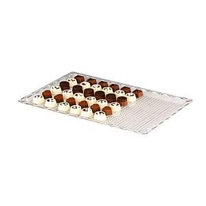 Polycarbonat Çikolata Teþhir 25X40