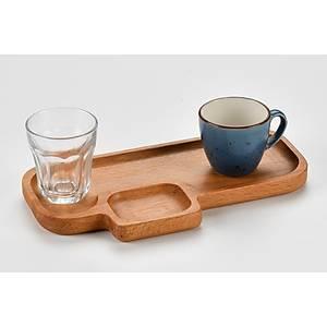 Çay Kahve Tepsisi 13*25 Cm