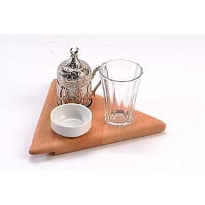 Çay Kahve Tepsisi 20*21 Cm