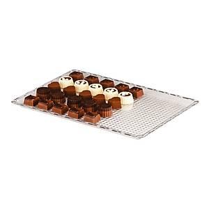 Polycarbonat Çikolata Teþhir    20*30