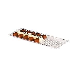 Polycarbonat Çikolata Teþhir   10*30