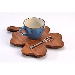 Çay Kahve Tepsisi 20*25 Cm
