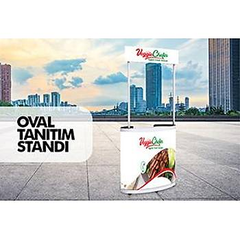 Oval Tanýtým Standý 85 PS