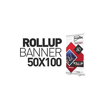 Roll Up Banner 50X100