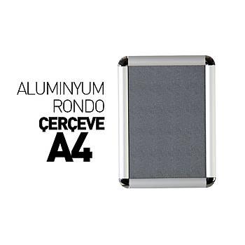 Alüminyum Rondo Çerçeve A4